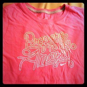 Girl's Nike T-Shirt - like new